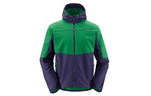 Vaude Men's Craggy Softshell Jacket the violet/meadow